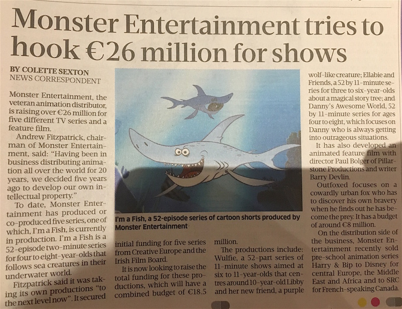 Monster Article
