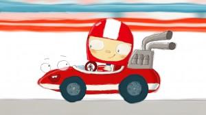 TDHM a Racecar