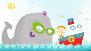 TDHM a whale
